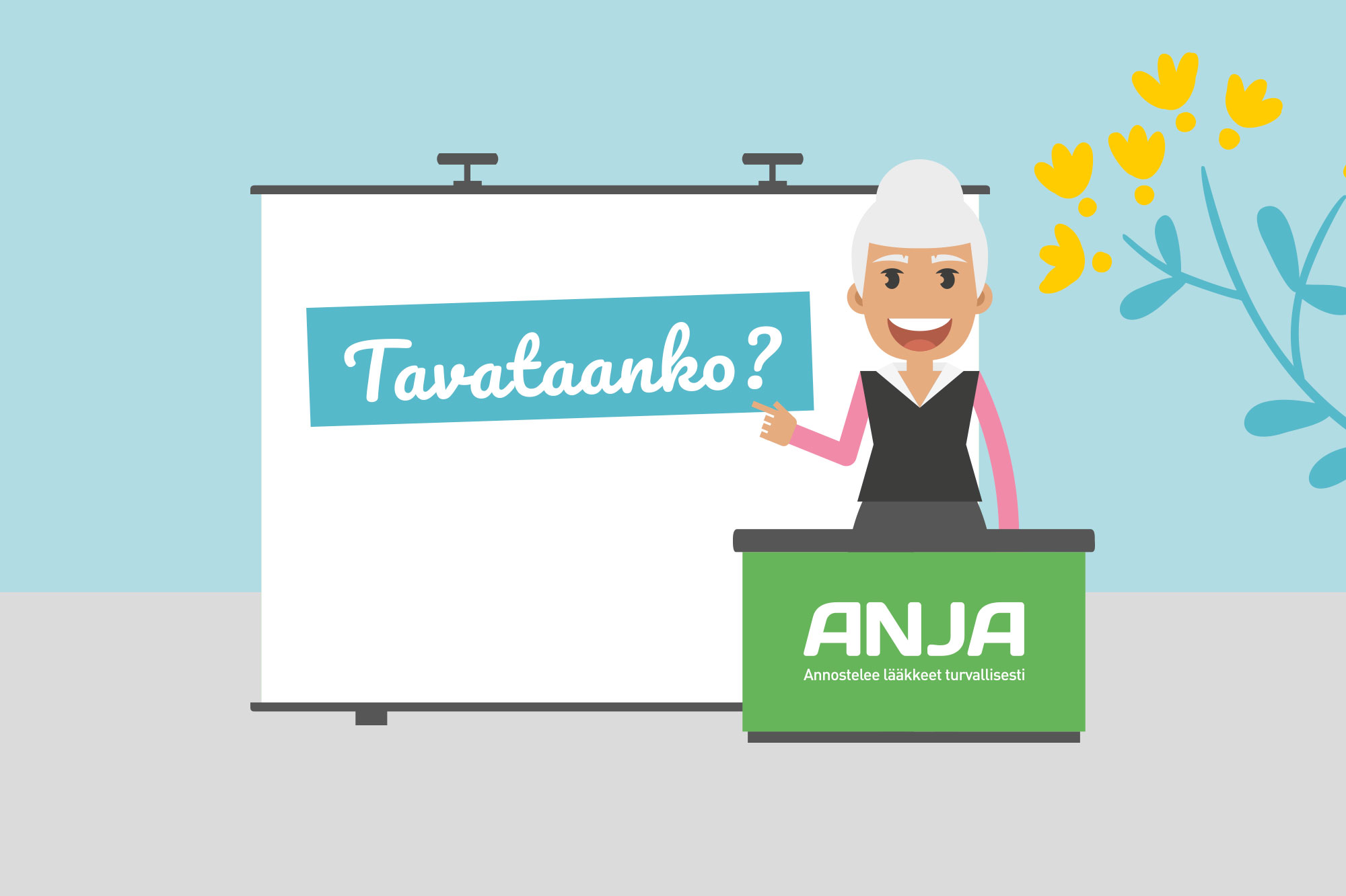 Ammattilainen: Tavataanko? Maaliskuussa messuillaan Helsingistä Ouluun!