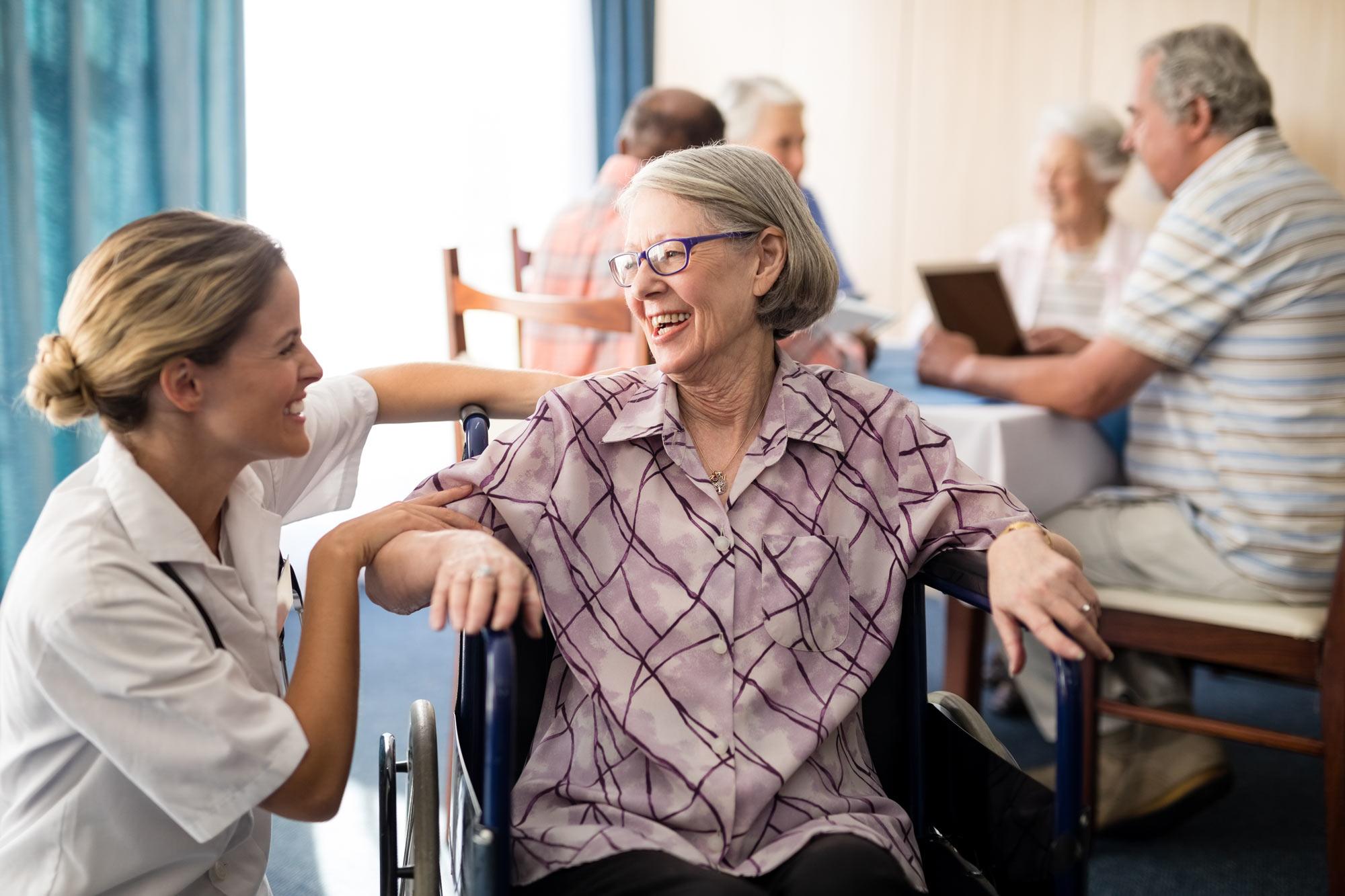 Anja antaa eväitä vanhuspalveluiden resurssipulaan
