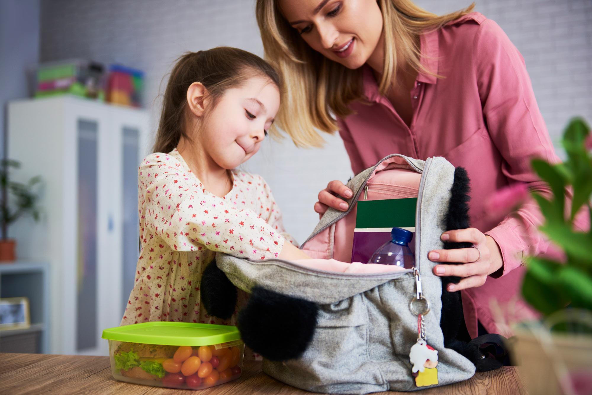Ensimmäisen koulupäivän muistilista – miten lääkkeet mukaan kouluun?