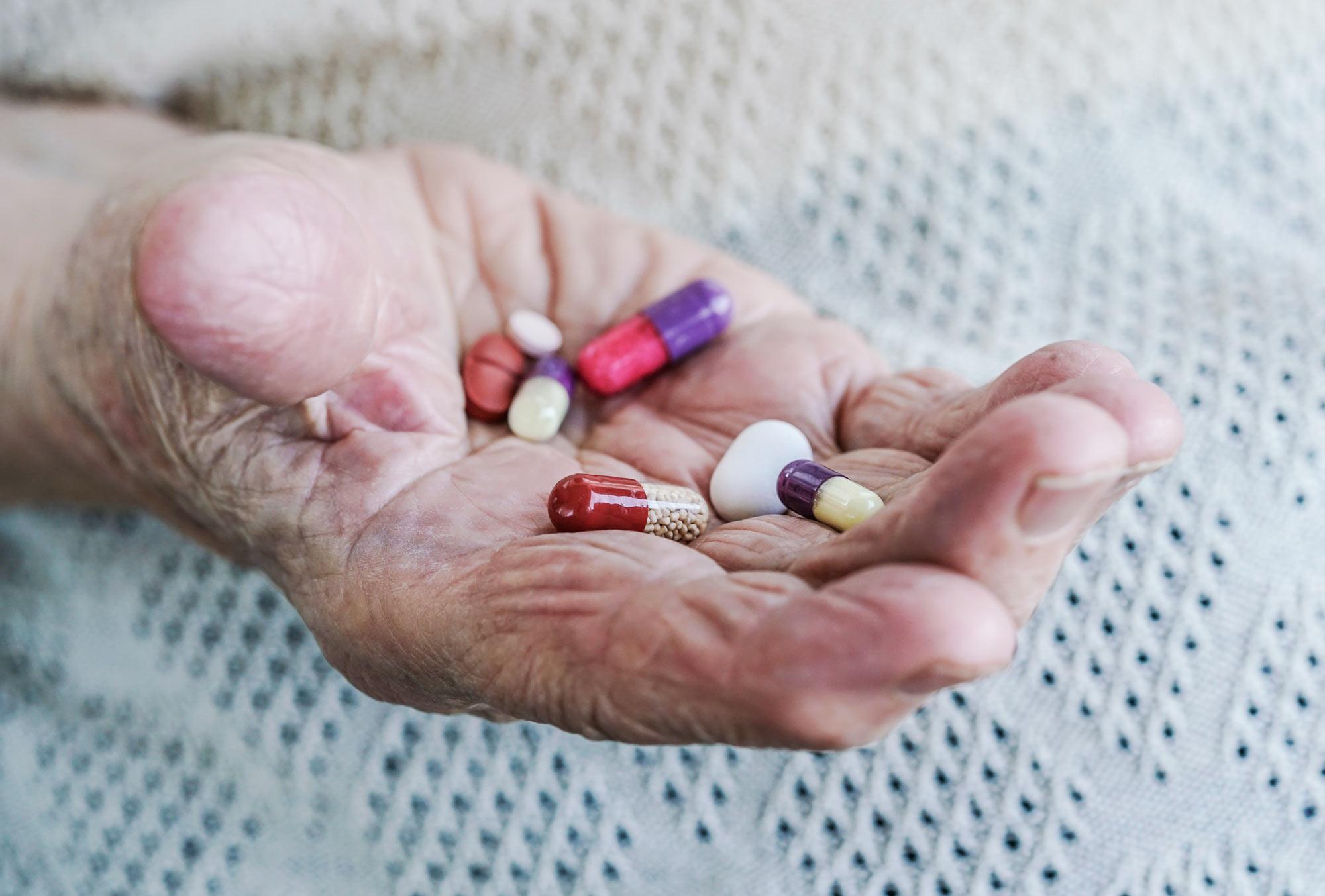 Lääkkeiden koneellinen annosjakelu vastaa tulevaisuuden tarpeisiin