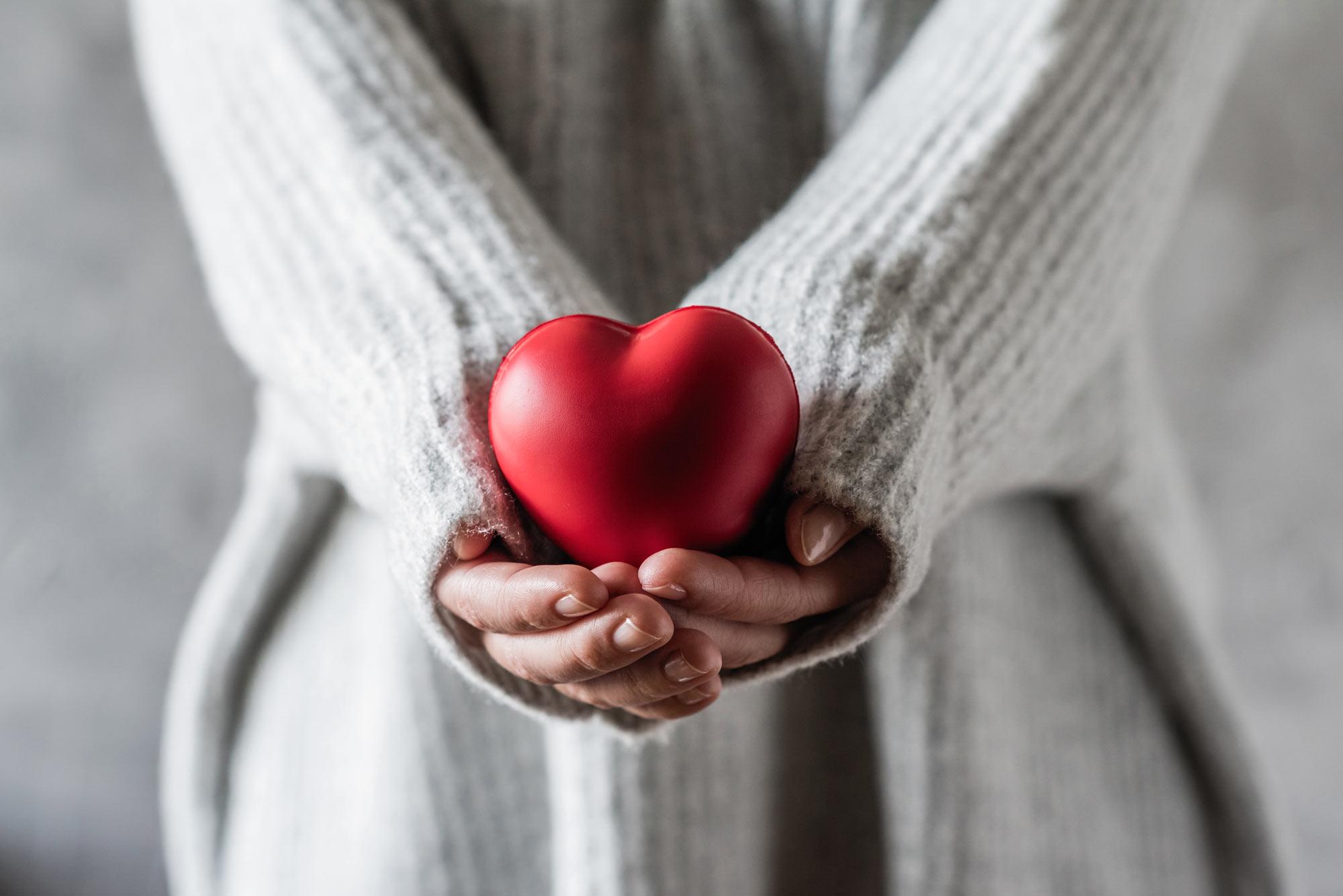 Neljä vinkkiä sydämen hyvinvointiin